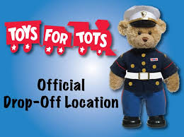 toys for tots official drop off