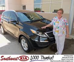 Southwest Kia of Mesquite would like to say Congratulations to Iva Reynolds  on the 2013 Kia Sportage | Kia, Kia sportage, Sportage