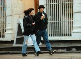 John and his friend, Julie Baker. - John Fitzgerald Kennedy Jr ...