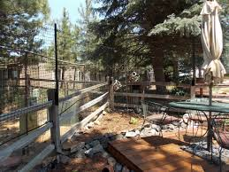 3 X 100 Poly Extension Kit For Existing Fence Wood Pvc Metal Deerbusters Canada