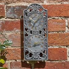 smart garden westminster clock and
