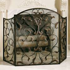 ashville fireplace screen