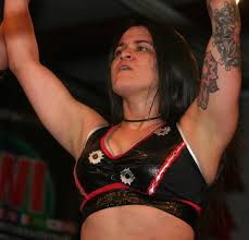 Diamante (female wrestler) - Wikipedia