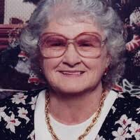 Obituary   Kizzie Marie Wimmer of Bluefield, Virginia   Peery & St. Clair  Funeral Home