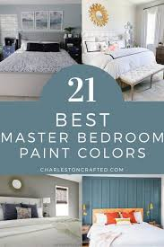 best paint colors for master bedrooms