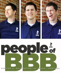 People of BBB: Dustin West | Fun at work, People, Operations management