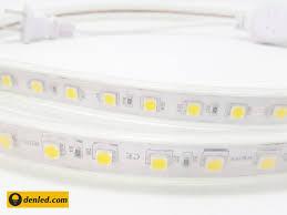 Đèn led dây 220V SL-5050-60-220V IP68 GX Lighting siêu sáng, siêu bền,