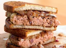 Low-Calorie Patty Melt Recipe Ready In 15 Minutes