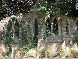 folly garden redwood stone