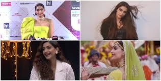 get sonam kapoor soft matte makeup look