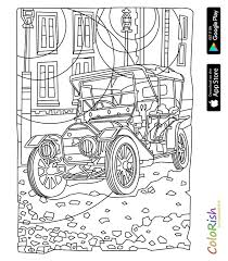Kleurplaat Rally Auto Kleurplaten