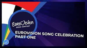 Eurovision Song Celebration 2020 - Part One - YouTube