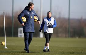 IN PICTURES: First pictures of Everton FC new boy Aaron Lennon - Liverpool  Echo