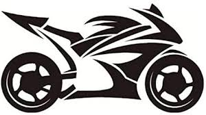 Amazon Com Motorcycle Sport Bike Tribal Vinyl Decal Window Sticker Car Graphic Automotive Die Cut Vinyl Decal For Windows Cars Trucks Tool Boxes Laptops Macbook Virtually Any Hard Smooth Surface Automotive
