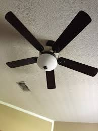 ceiling fan with no chains