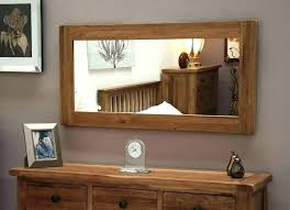 console and mirror set foyer table