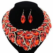 african beads jewelry sets women bridal