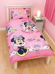 kids bedding sets minnie mouse bedding
