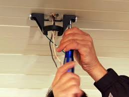 how to hang an outdoor ceiling fan