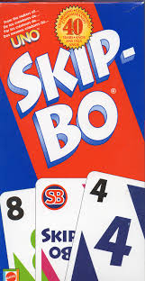 rules for the skip bo card game