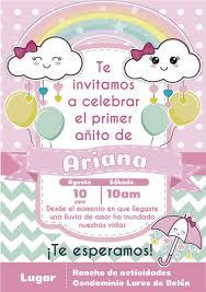 Invitacion A Fiesta De Cumpleanos Freelancer