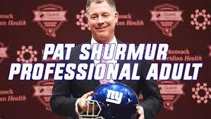 Pat Shurmur is a Professional Adult – Neal Lynch
