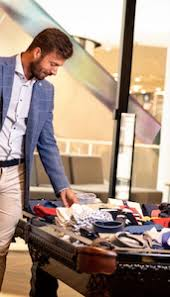 Beyond Thongs and Singlets, Men's Styling with Mya Le