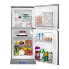 Tủ Lạnh Aqua AQR-125EN-SS (110L) - Hàng Chính Hãng - Tủ lạnh ...