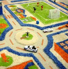 Themed Carpets For Kids