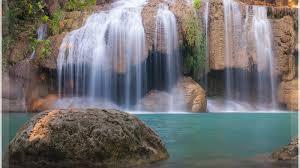 moving waterfall wallpaper wall