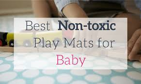 best non toxic play mats for baby