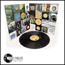 Vinyl Collection - Percy Phillips