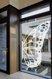 Window Decals Butterfly Wing Walltat Com Art Without Boundaries