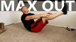 how to max the sit ups on the apft