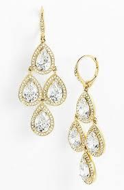 women s nadri cubic zirconia chandelier