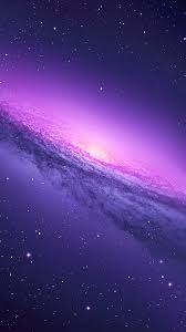 purple galaxy iphone 8 wallpapers free