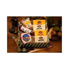 mr pority wisconsin cheese gift box