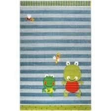 Der Teppich Fortis Frog In Blau Sigikidsigikid Blue Rug Blue Towels Childrens Rugs