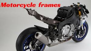 diffe type of motorcycle frames