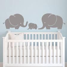 Custom Elephant Removable Vinyl Decal Wall Sticker Art Mural Baby Room Decor Baby Room Decor Room Decorationwall Sticker Aliexpress