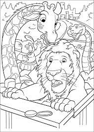 Kleurplaat Disney Kleurplaat The Wild Animaatjes Nl