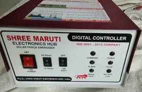 3 5 W Solar Electric Fence Energizer Rs 6500 Piece Shree Maruti Electronics Hub Id 14259429912