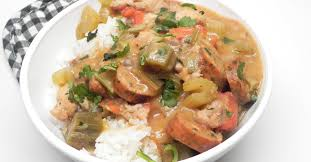 Chicken and Sausage Gumbo Recipe ...