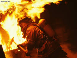 wallpaper men firefighter with