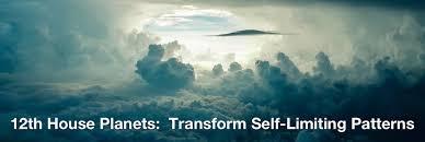 12th house planets transform self