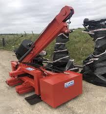 Tractor Post Driver Super Contractor Model Pd5 7 Multec Ltd