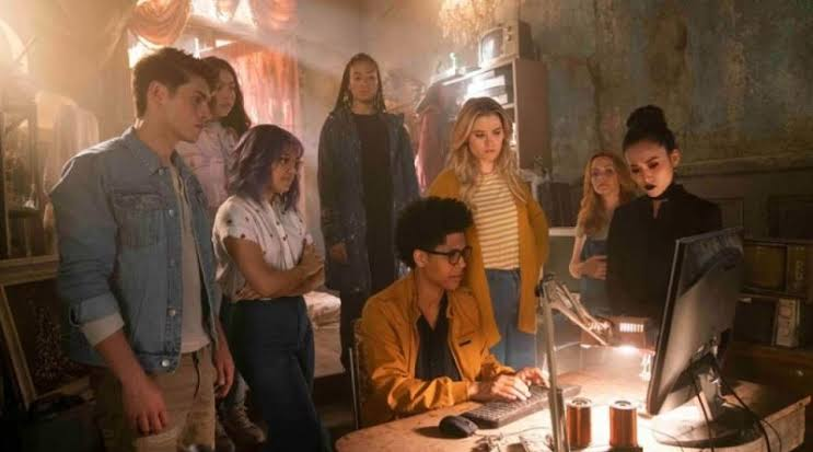 Image result for marvel's runaways season 4""