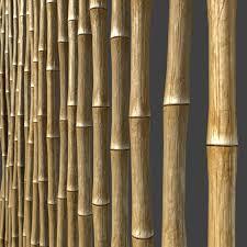 Bamboo Fence Texture 3d Model Free Download Creazilla