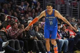 OKC Thunder wing Abdel Nader's hard work is paying dividends as a starter