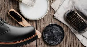 how to clean leather shoes boots